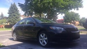 Camry SE 2007 FULLY equipped : leather, sunroof...