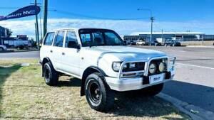 1994 Toyota 80 Series 4.2 Diesel Landcruiser - TOUGH! Garbutt Townsville City Preview