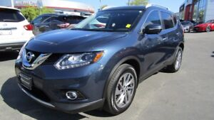 2015 Nissan Rogue SL HEATED LEATHER!