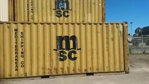 20' GP Shipping Container $2090 Includes GST & Delivery Victor Harbor Victor Harbor Area Preview