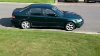 Vends voiture acura 1999 1.6l