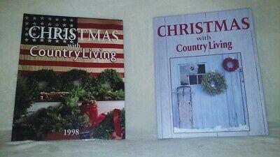 14 BOOKS Martha Stewart Country Living Christmas Holiday Seasonal Crafts Recipes ()