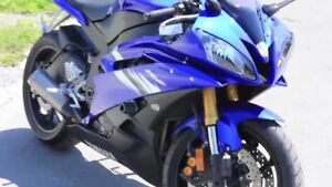 Yamaha R6 2007 Clean and  Low 10,053Km Cheap!!
