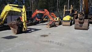 Wanting to buy EXCAVATORS! 1.5 Ton---20 Ton $10k----$60k What you got? Rathmines Lake Macquarie Area Preview