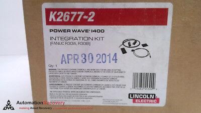 Lincoln Electric K2677-2 Complete - Power Wave I400 Integration Kit Ne 233113