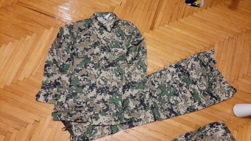 KAZAKHSTAN army, Kazakh army, US4CES digital pattern summer field uniform
