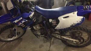 Wr400f lots of extras 2500$$
