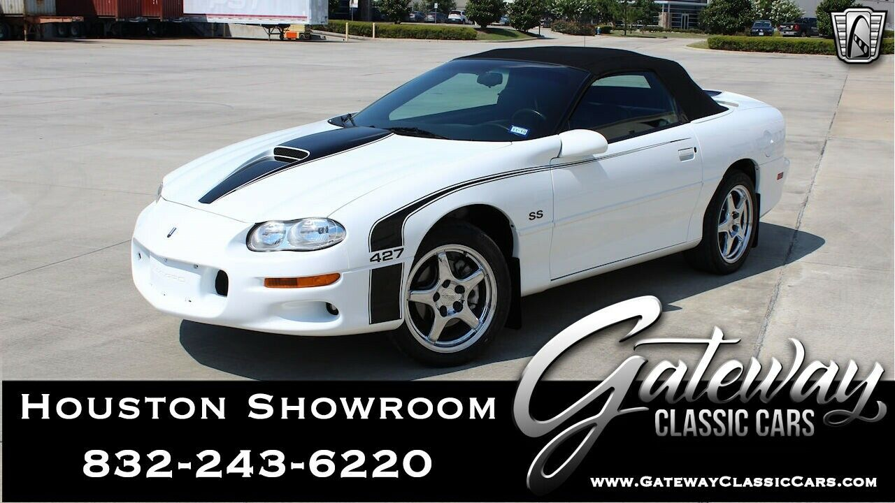 White 2000 Chevrolet Camaro  5.7L V8 6 Speed Manual Available Now!