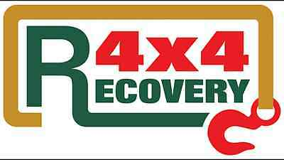 RECOVERY 4x4 UK