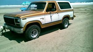 Looking for Ford Bronco