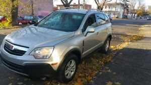 2008 Saturn VUE EX 2WD 4cylinder fully Loaded 148000km 3899$