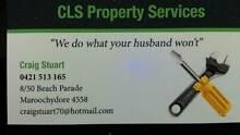CLS Property Services - Handyman/Electrician Maroochydore Maroochydore Area Preview