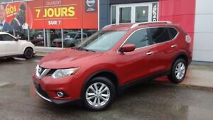 2016 Nissan Rogue SV  / AWD / CAMERA DE RECUL / MAGS / AIR / CRU