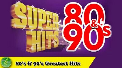 2000 Hits of 80's & 90's Music mp3 Songs on a 16gb USB Flash Drive
