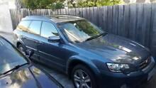 2005 Subaru Outback Wagon Carlton Melbourne City Preview
