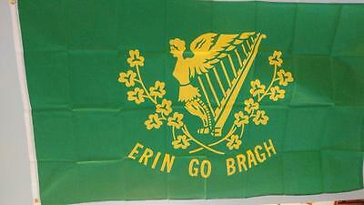 3 x 5 Erin Go Bragh Flag  Holiday