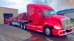 Full unit 2014 kenworth T680 and 2016 Fontaine revolution