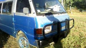1984 Mazda E2200 Van V6 Conversion Engineered NSW Mudgee Mudgee Area Preview