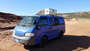 2000 Ford Econovan | perfect Backpacker van Cairns Cairns City Preview