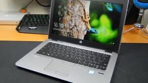 HP EliteBook 12.5 LCD i7-7600 16GB RAM 1TB SSD Win 10 Pro Laptop