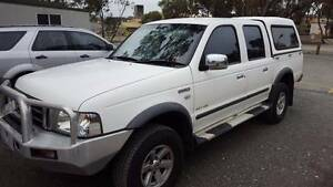 2005 Ford Courier Ute Ararat Ararat Area Preview
