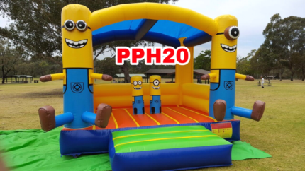 Minions Jumping Castle hire
