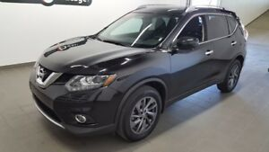 2016 Nissan Rogue SL AWD, groupe tech, caméra radar 360, navigat