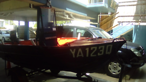 WANT GONE MAKE A OFFER14ft tinny with 30 hp yamaha Brisbane City Brisbane North West Preview