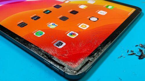 Ipad Air 4 Cracked Broken Lcd Glass Screen Repair Service