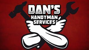Dan's Handyman service Elizabeth East Playford Area Preview