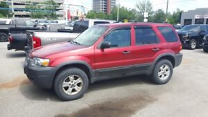 2006 Ford Escape XLT - CERT/EMIS