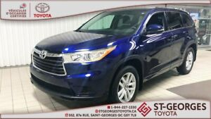 2016 Toyota Highlander LE,AWD,8 PASSAGERS