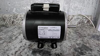 Marathon 5kc49mn2049y 34 Hp 115vac Commercial Duty Air Compressor Motor C