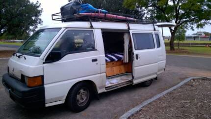Full equiped Mitsubishi campervan Parramatta Park Cairns City Preview