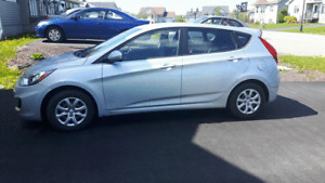 2012 Hyundai Accent - priced to sell quickly