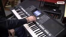 Yamaha PSR S950 Keyboard/Syn Toogoom Fraser Coast Preview