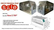 MW DOG CAGE & MINI CANOPY EOFY SALE!!! STARTING FROM $ 799! Coopers Plains Brisbane South West Preview