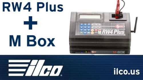 ILCO / SILCA RW4 PLUS WITH M BOX.  BRAND NEW IN THE BOX!