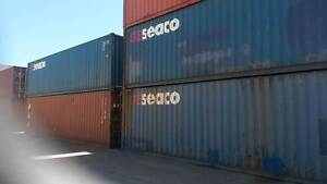 Used 40' Container $2420 Includes GST and Delivery* Perth Perth City Area Preview