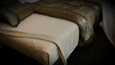 Pillow Top Cal King - WON'T POP-OFF SHEETS KING CAL KING QUEEN FULL XLTWIN DEEP POCKET PILLOW TOP