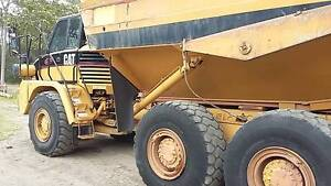 CAT 730 DUMP TRUCK in great condition Ryhope Lake Macquarie Area Preview