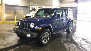 Jeep Wrangler SAHARA UNLIMITED | V6+2 TOITS+NAVIGATION