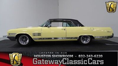 1964 Other Wildcat 445 1964 Buick Wildcat Wildcat 445 0 Coupe 401 CID V8 3-Speed Automatic