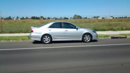 2004 TOYOTA CAMRY SPORTIVO WITH REGO Williamstown North Hobsons Bay Area Preview