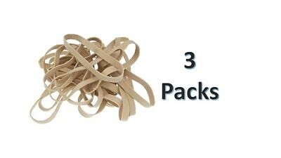 975 Supply Rubberbands Size 64 - 1lb. Bag - 3 Pack.