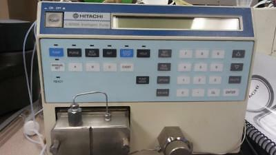 Hitachi Hplc Pump L-6200a Intelligent Pump Manual
