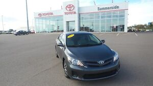 2013 Toyota Corolla CE $33.90/ WEEK OAC! PARTY TIME!
