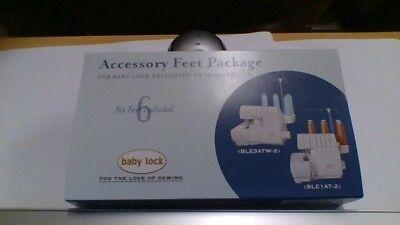 Швейная машина babylock Accessory feet package