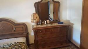 Immaculate Italian designed 3 piece bedroom furniture package Greystanes Parramatta Area Preview
