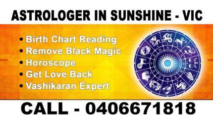 INDIAN ASTROLOGER IN SUNSHINE